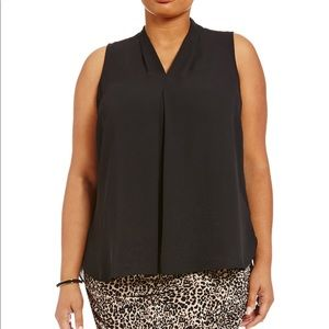 Vince Camuto sheer tank size 1X. NWOT